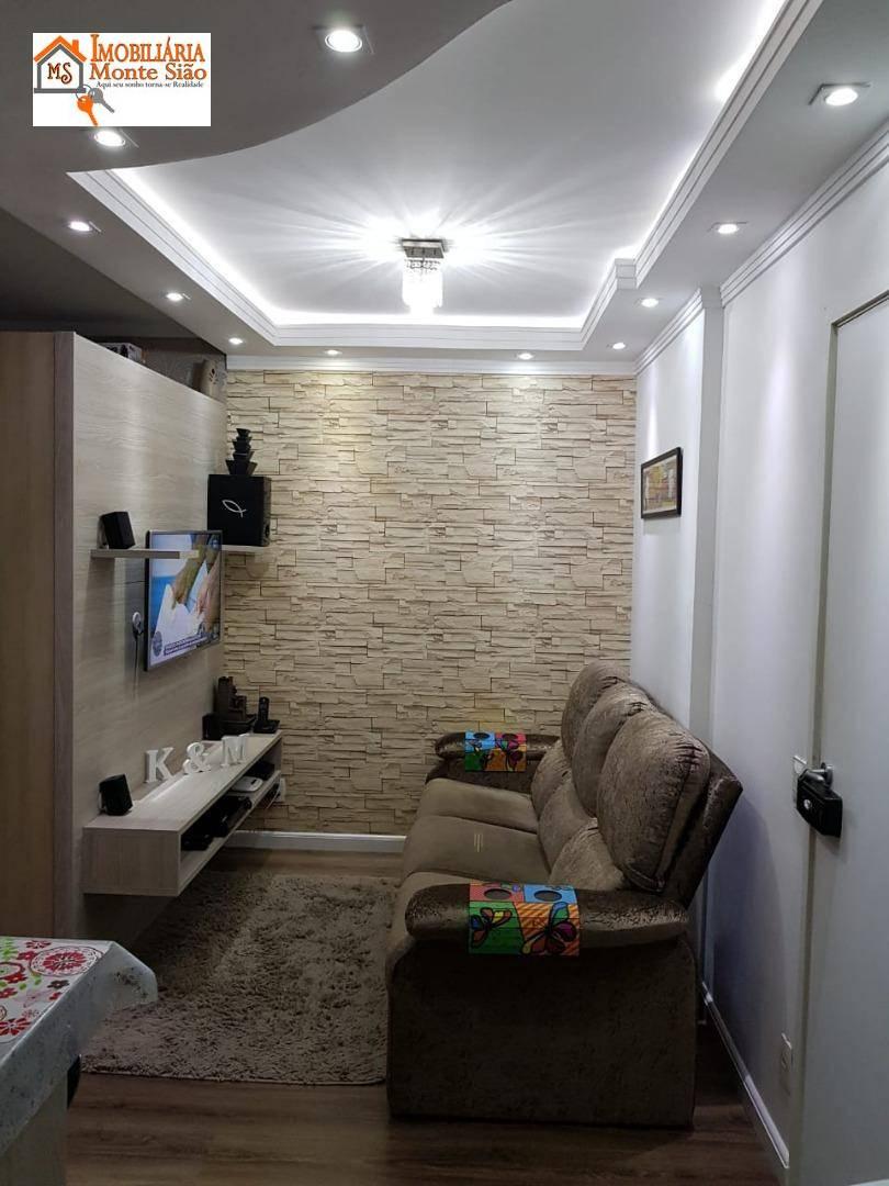 Lindo Studio com 1 dormitório à venda, 29 m² por R$ 249.000 - Gopoúva - Guarulhos/SP