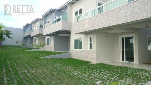 Casa com 4 dormitórios à venda, 143 m² por R$ 450.000 - Dunas - Fortaleza/CE