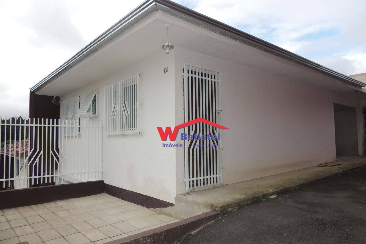 Casa com 3 dormitórios à venda, 51 m² Rua Presidente Faria nº 1357 - São Dimas - Colombo/PR