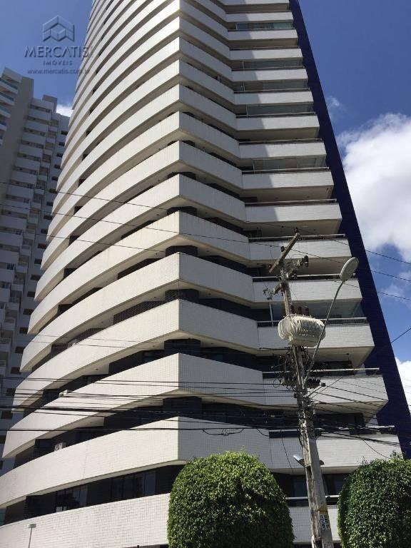 Apartamento à venda | Edifício Tokio | Bairro Meireles | Fortaleza (CE) -