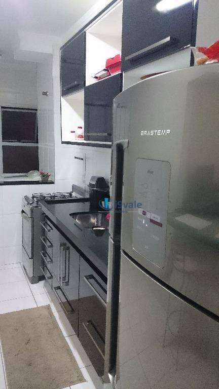 Apartamento de 2 dormitórios à venda em Vila Tesouro, São José Dos Campos - SP