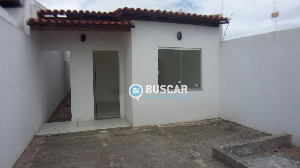 Casa com 2 dormitórios para alugar, 66 m² por R$ 600/mês - Santo Antônio dos Prazeres - Feira de Santana/BA