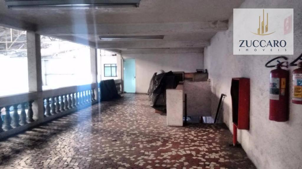 Galpão à venda em Jardim Presidente Dutra, Guarulhos - SP
