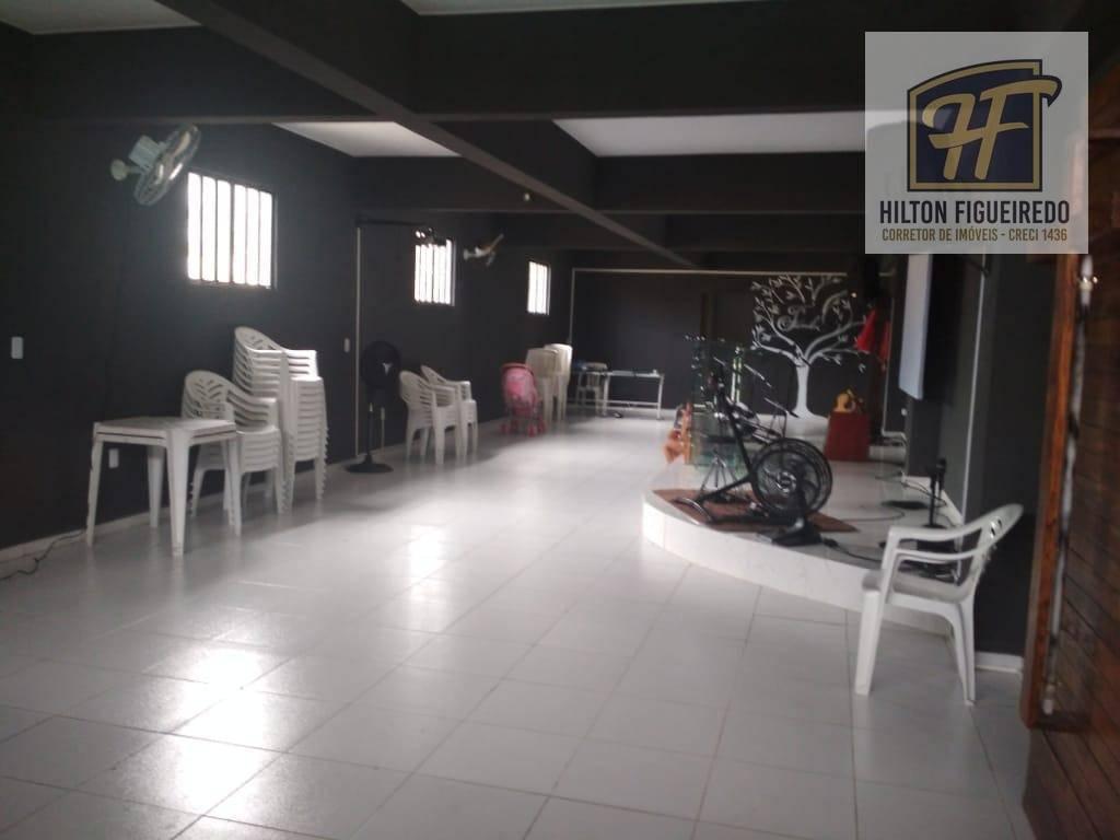 Salão para alugar, 120 m² por R$ 4.000,00/mês - Bessa - João Pessoa/PB