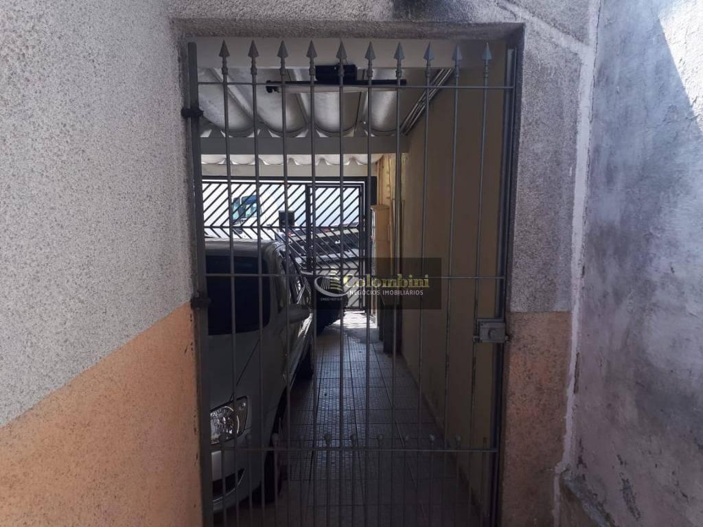 Terreno residencial à venda, Santa Maria, São Caetano do Sul.