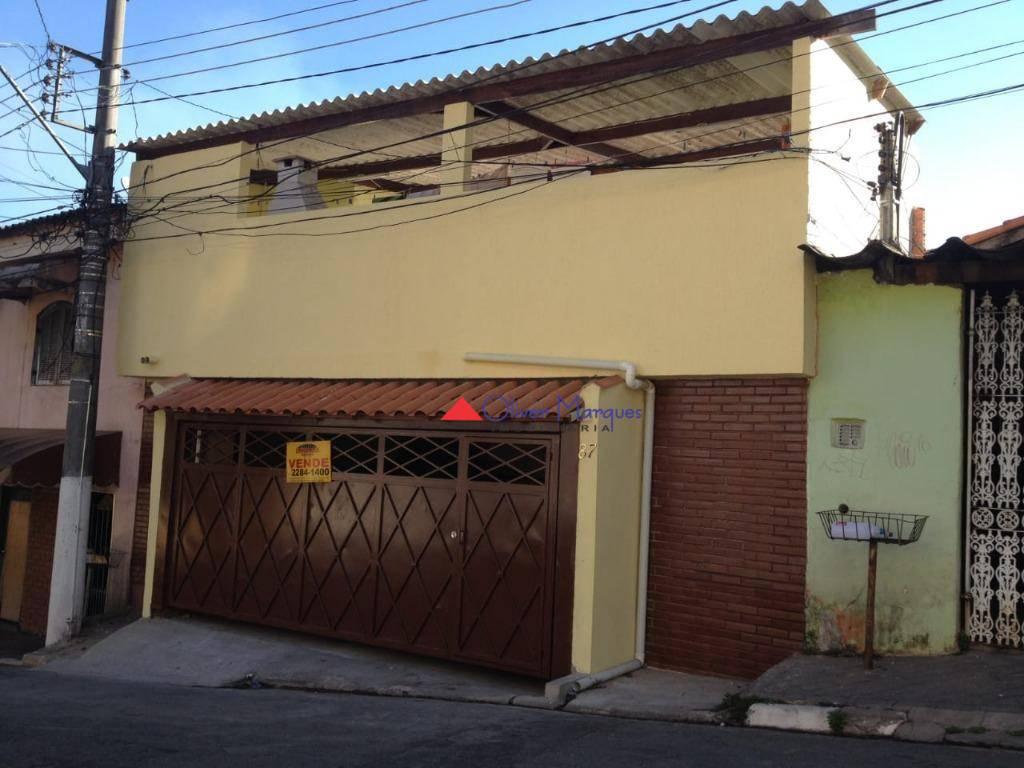 Sobrado com 3 dormitórios à venda, 115 m² por R$ 430.000 - Jardim D Abril - Osasco/SP