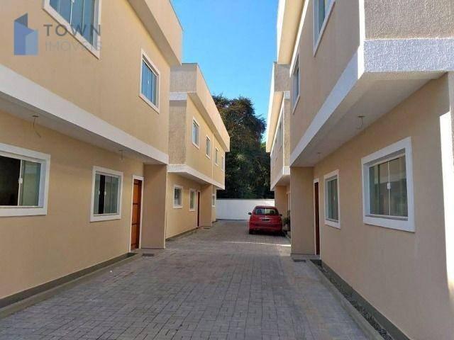 Casa com 2 dormitórios para alugar por R$ 1.600,00/mês - Maria Paula - São Gonçalo/RJ