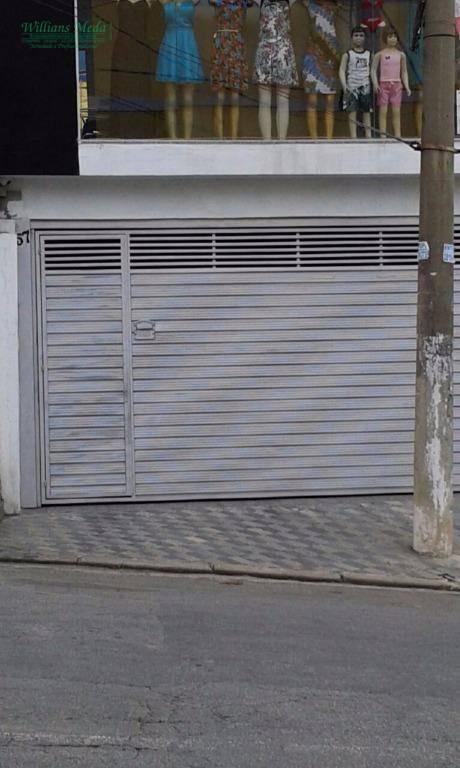 Sobrado residencial para venda e locação, Jardim Santa Clara