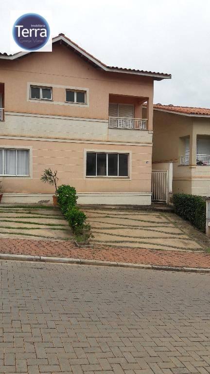 Casa residencial à venda, Residencial Nova Vianna, Granja Viana.