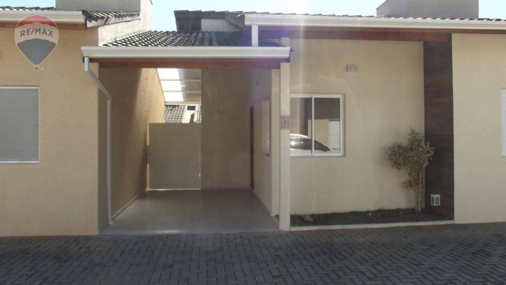 Casa com 2 dormitórios para alugar, 76 m² por R$ 1.700/mês - Vila Loanda - Atibaia/SP