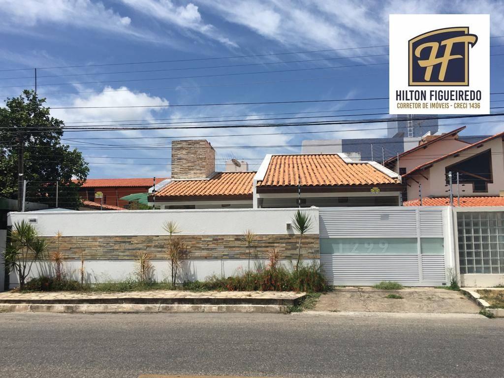 Casa à venda, 186 m² por R$ 750.000,00 - Bessa - João Pessoa/PB