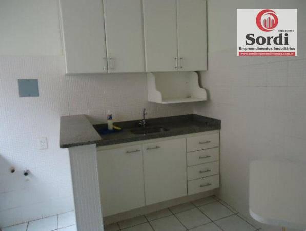 Apartamento residencial à venda, Jardim Irajá, Ribeirão Preto.
