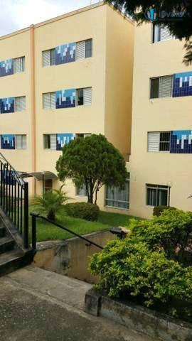 Apartamento de 2 dormitórios à venda em Parque Santo Antônio, Jacareí - SP
