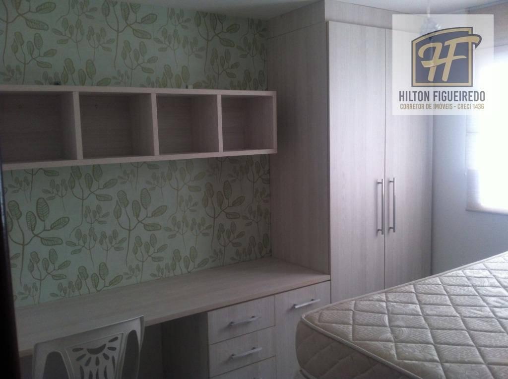 Apartamento com 2 dormitórios à venda, 65 m² por R$ 180.000 - Bessa - João Pessoa/PB