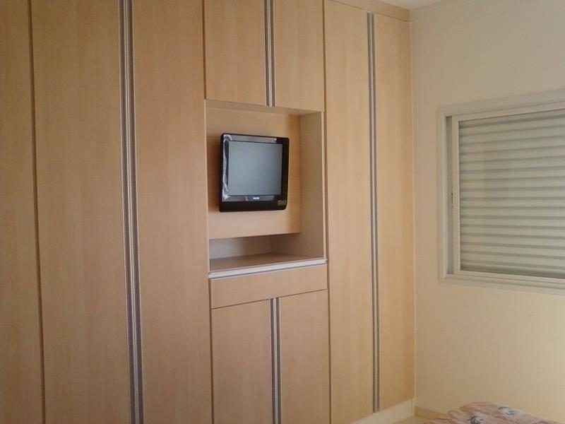 Casa 3 Dorm, Condomínio Campos do Conde, Paulinia (CA1501) - Foto 11