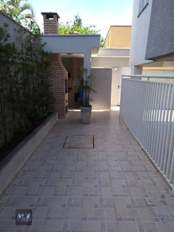 Apartamento residencial à venda, Vila Rosália, Guarulhos.