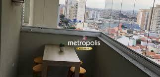 Apartamento à venda, 121 m² por R$ 947.000,00 - Olímpico - São Caetano do Sul/SP