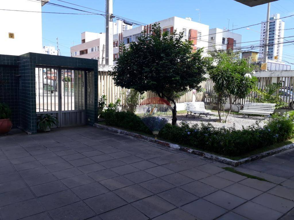 Apartamento com 3 dormitórios para alugar, 114 m² por R$ 1.800/mês - Candeias - Jaboatão dos Guararapes/PE