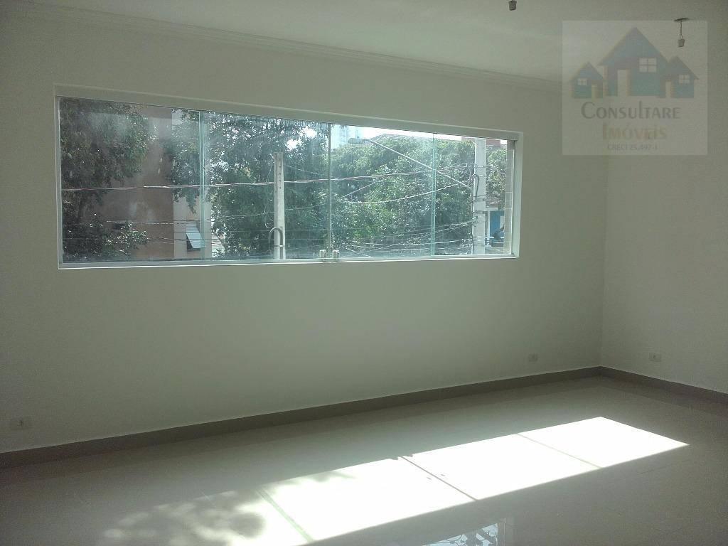 Casa residencial à venda, Embaré, Santos - CA0339.