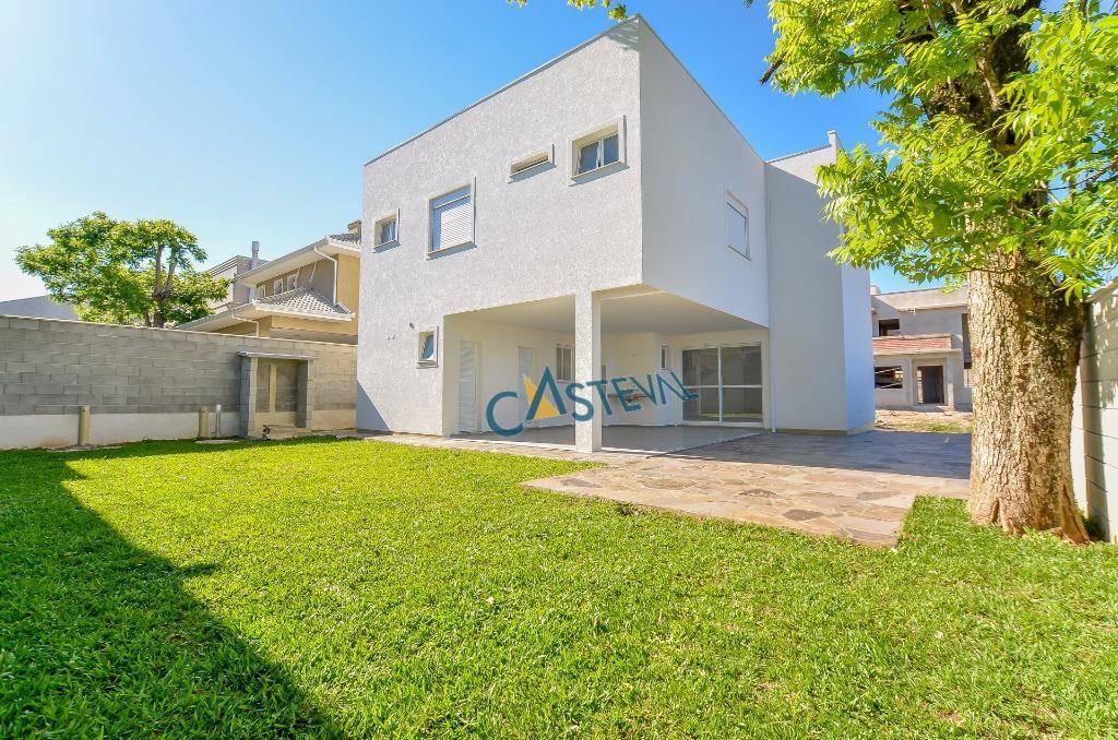 CA0085-CST, Casa de 4 quartos, 243 m² à venda no Santa Felicidade - Curitiba/PR