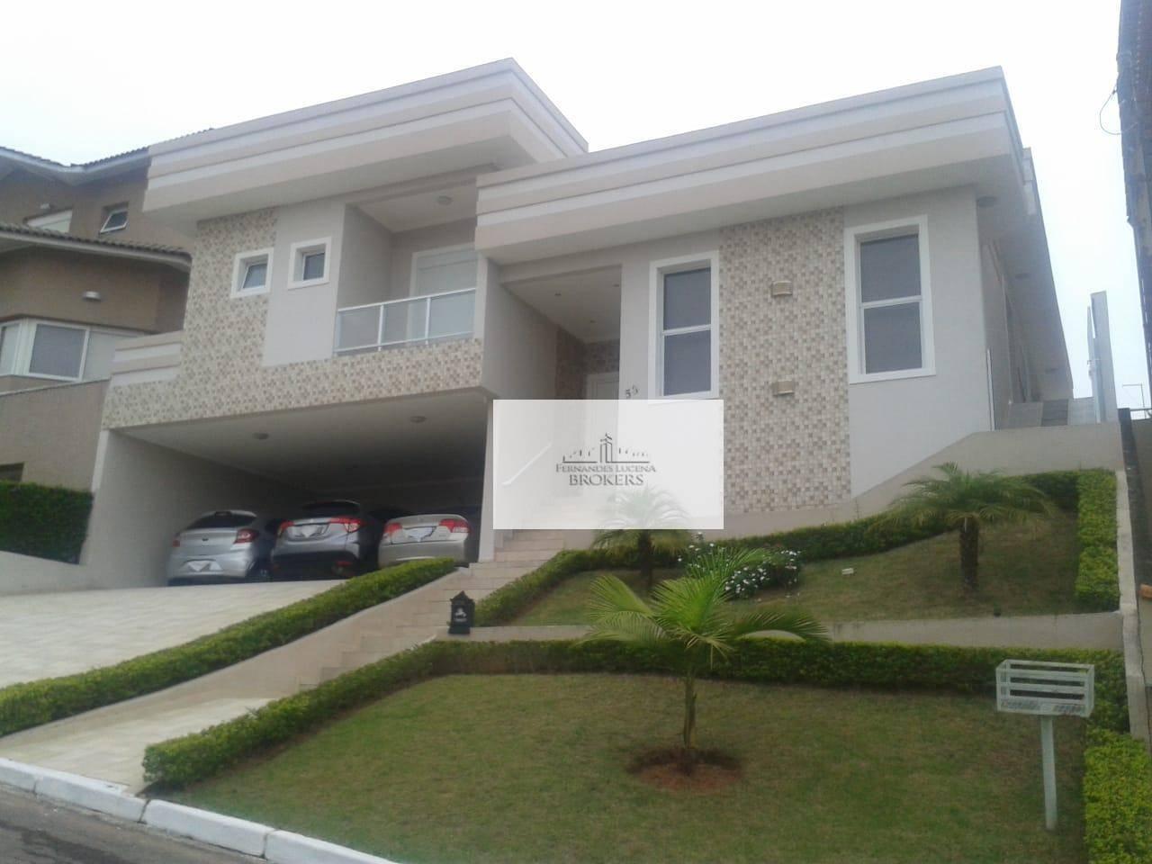 Casa com 3 dormitórios à venda, 300 m² por R$ 1.250.000 - Tarumã - Santana de Parnaíba/SP