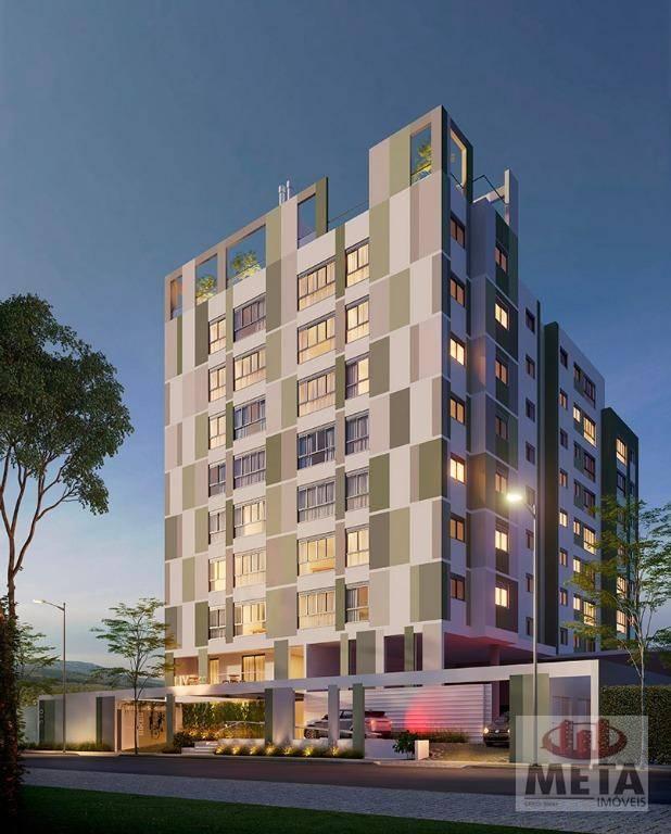 Apartamento com 2 Dormitórios à venda, 63 m² por R$ 357.920,20