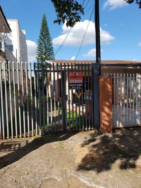 Terreno à venda, 741 m² por R$ 800.000 - Centro - Cascavel/PR