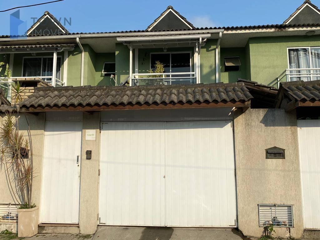 Casa com 3 dormitórios, 105 m² - venda por R$ 300.000,00 ou aluguel por R$ 1.700,00/mês - Maria Paula - São Gonçalo/RJ