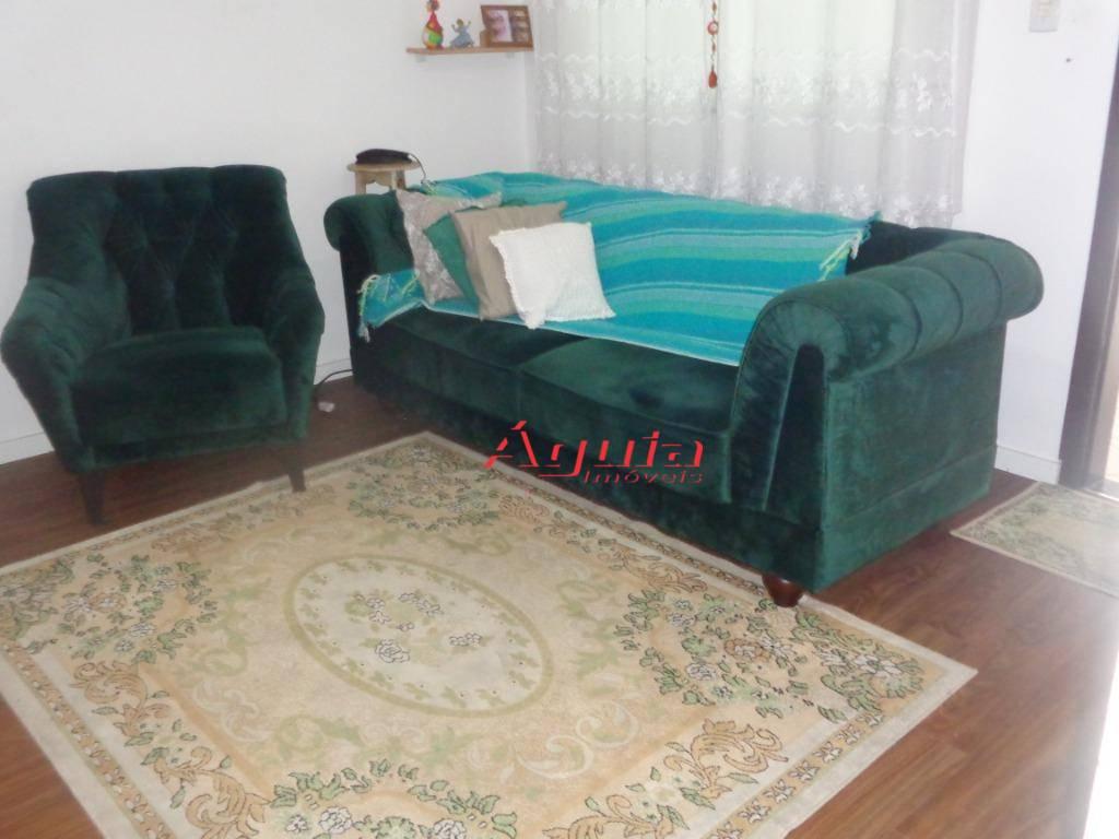 Sobrado com 2 dormitórios à venda, 75 m² por R$ 320.000 - Jardim Utinga - Santo André/SP