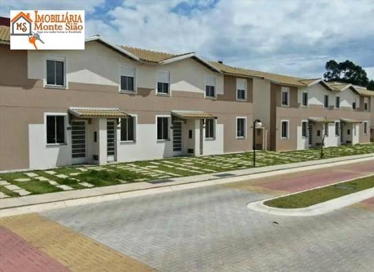 Sobrado no Condomínio Villa Alegre com 2 dormitórios à venda, 52 m²  - Jardim Nova Cidade - Guarulhos/SP