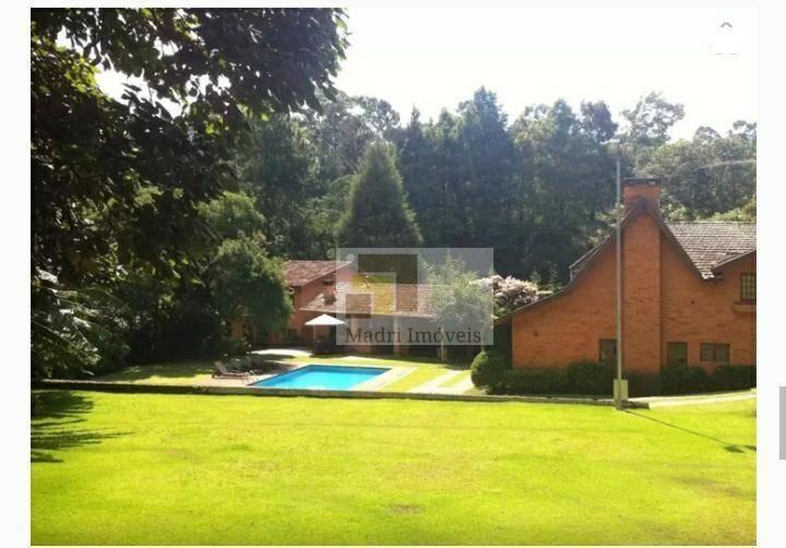 Casa com 6 dormitórios à venda, 500 m² por R$ 3.000.000 - Chácara Granja Velha - Carapicuíba/SP