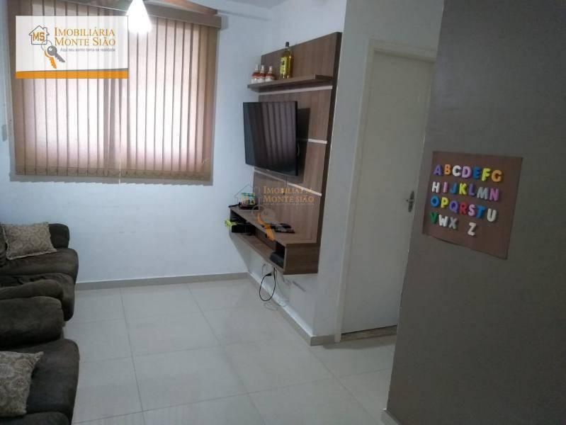 Apartamento Residencial à venda, Cidade Parque Brasília, Guarulhos - .