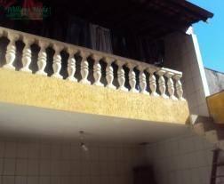 Sobrado residencial à venda, Jardim Santa Clara, Guarulhos - SO0008.