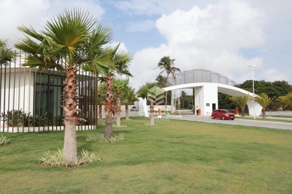 Lote à venda no Jardins das Dunas, 253 m², área de lazer, condomínio fechado - Mangabeira - Eusébio/CE