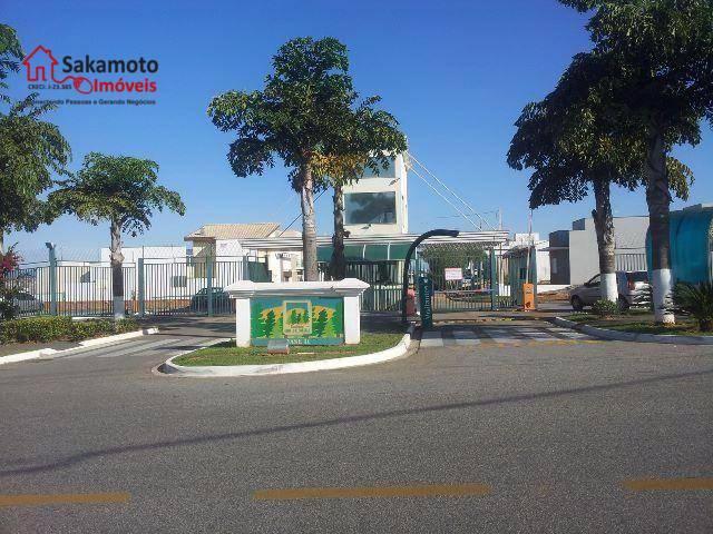 Casa residencial à venda, Condomínio Horto Florestal II, Sorocaba - CA2359.