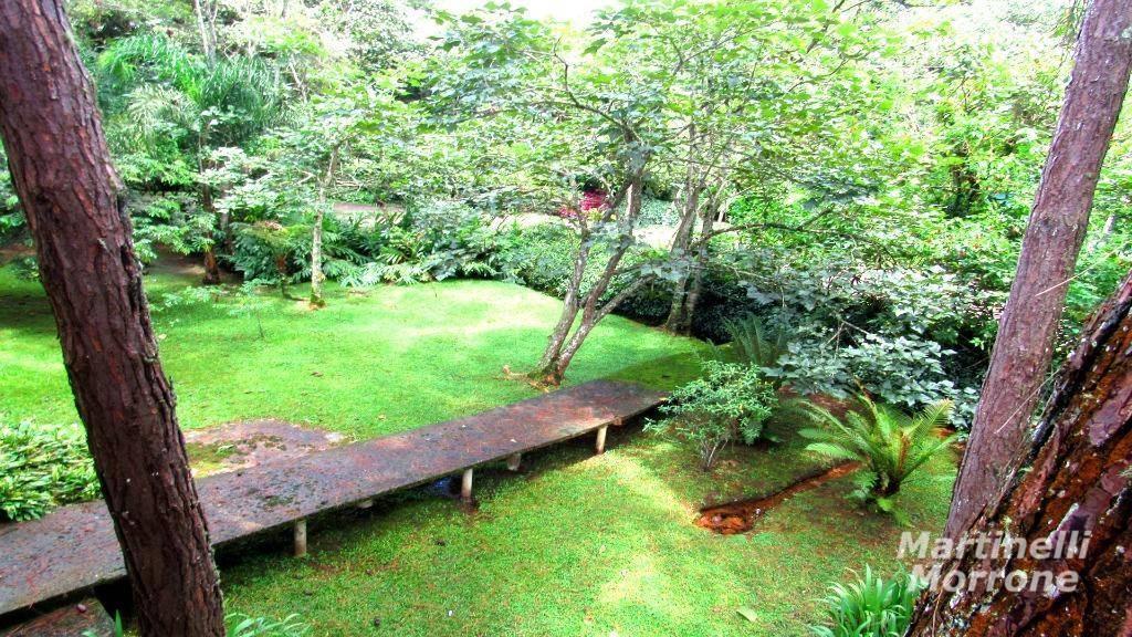 Chácara residencial à venda, Jardim Clube de Campo, Santo André.
