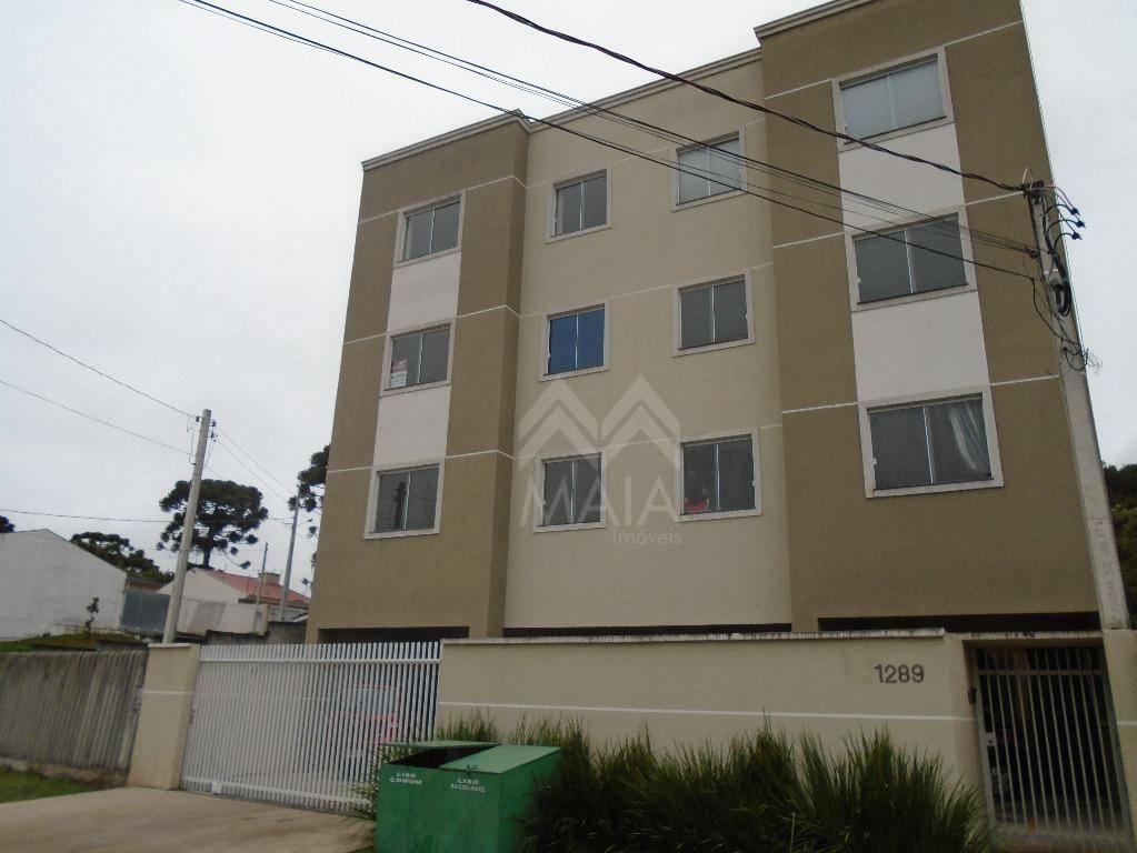 Apartamento residencial para locação, Braga, São José dos Pi