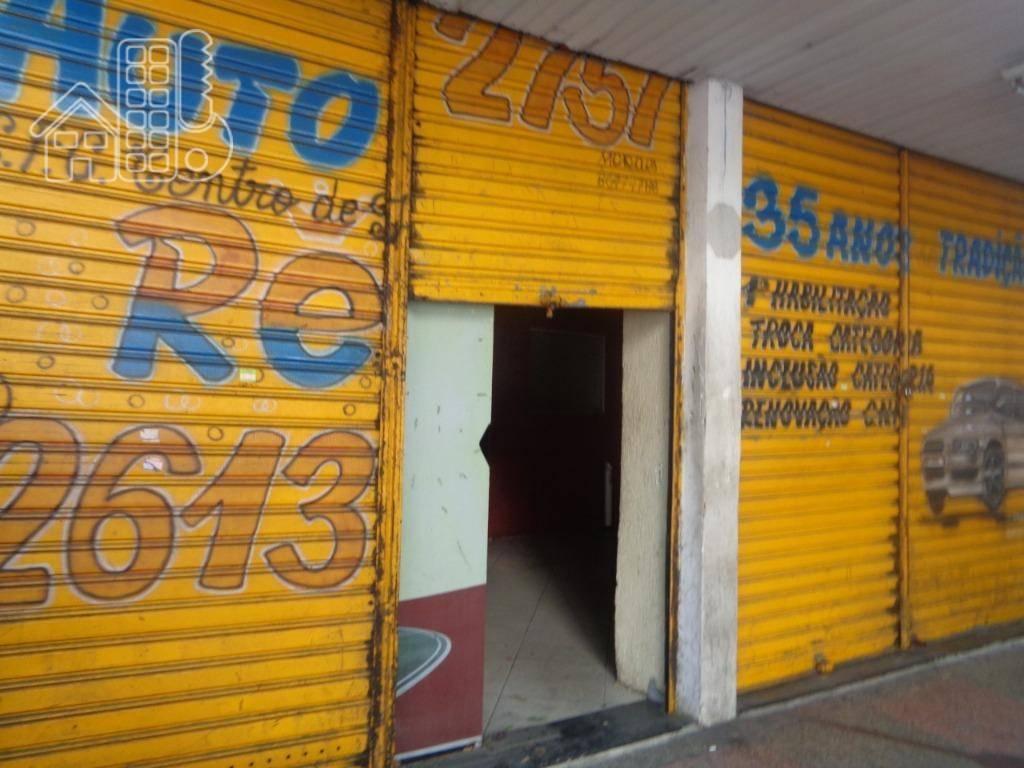 Loja comercial para locação, Centro, Niterói.
