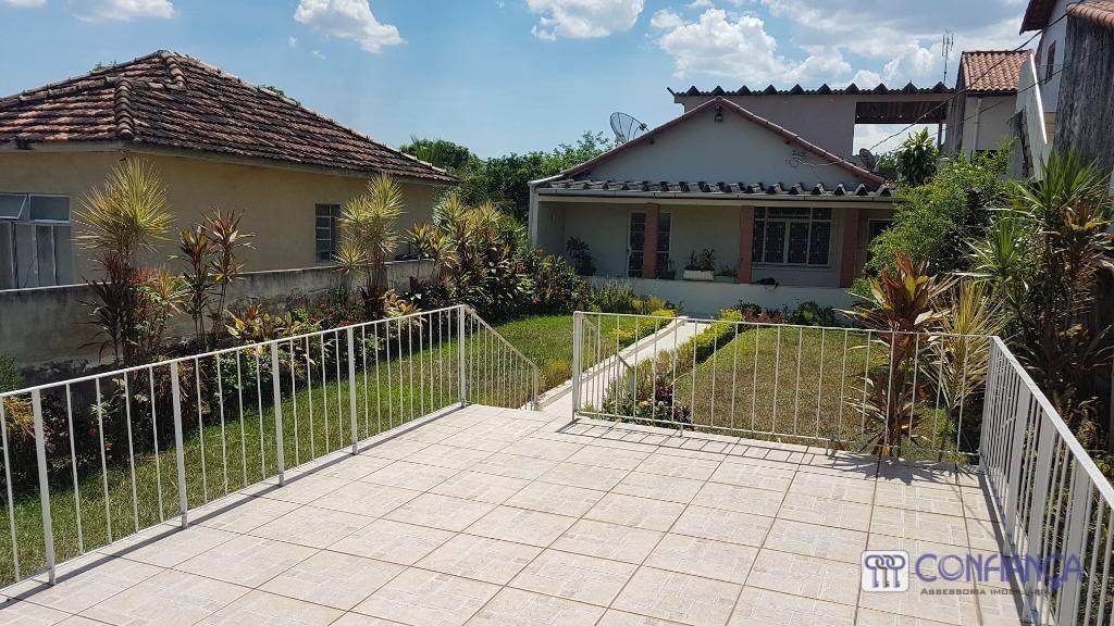 Casa com 4 dormitórios à venda, 128 m² por R$ 550.000 - Campo Grande - Rio de Janeiro/RJ