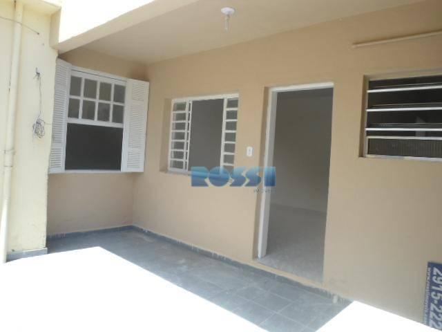 Casa com 1 dormitório para alugar, 50 m² por R$ 950/mês - Vila Oratório - São Paulo/SP