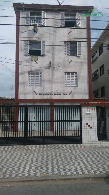 Oportunidade 2 dormitórios na Ponta da Praia em Santos