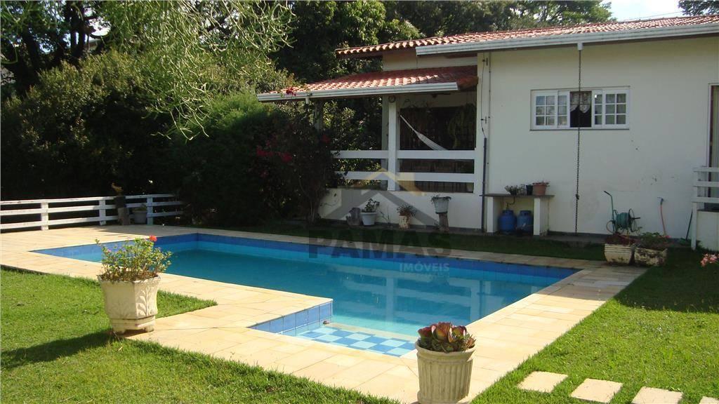 Casa à venda, 3 suítes, Condomínio Marambaia, Vinhedo.