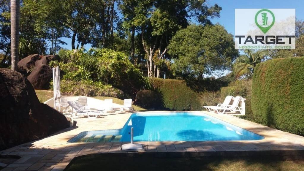 Casa com 4 dormitórios à venda, 270 m² por R$ 1.000.000,00 - Ressaca - Ibiúna/SP