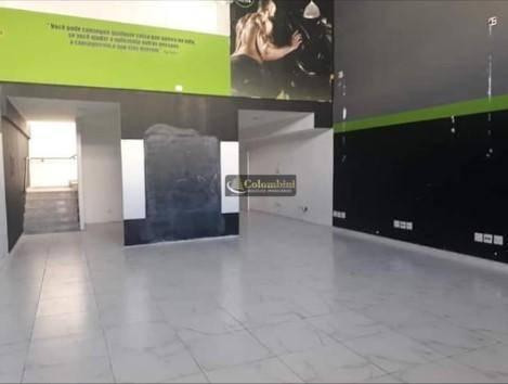 Galpão para alugar, 180 m² por R$ 6.800/mês - Barcelona - São Caetano do Sul/SP