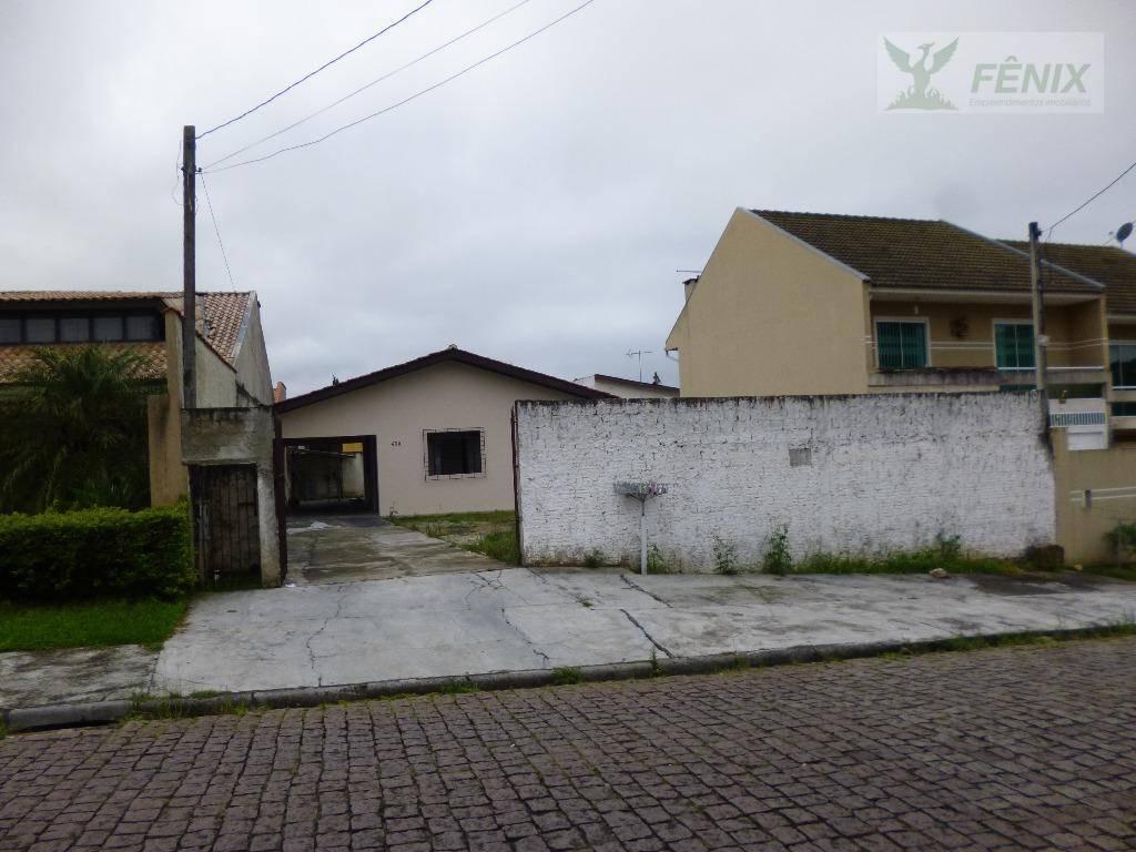 Casa residencial para locação, Pineville, Pinhais.