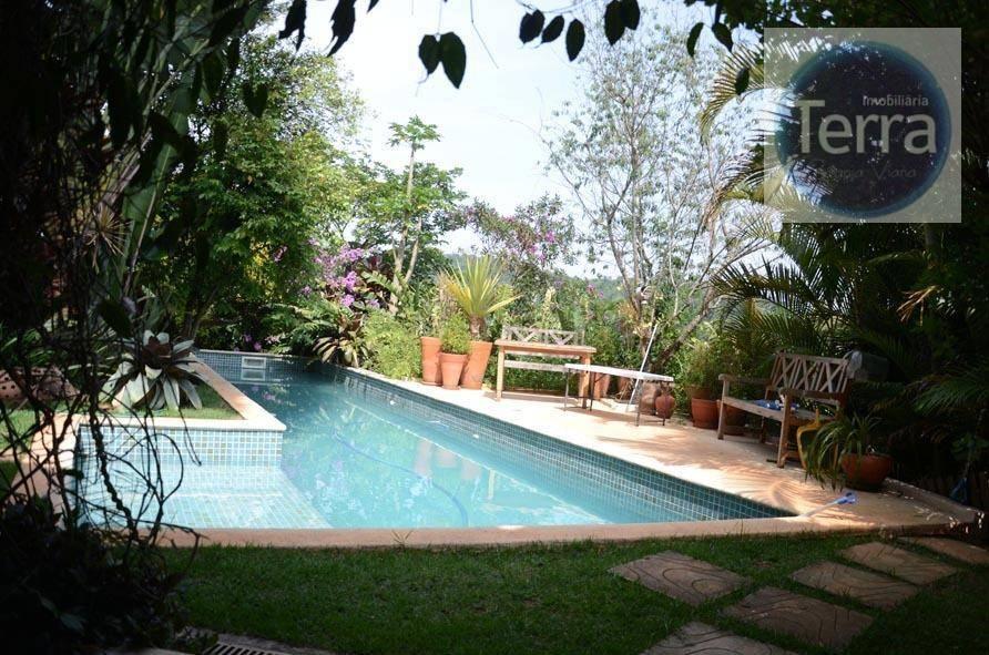 Casa com 3 dormitórios à venda - Golf Village - Granja Viana