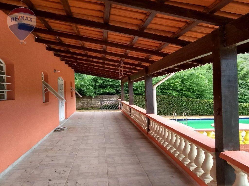 Chácara em Atibaia,  com 3 dormitórios à venda, 1440 m² por R$ 590.000 - San Fernando Valley - Atibaia/SP