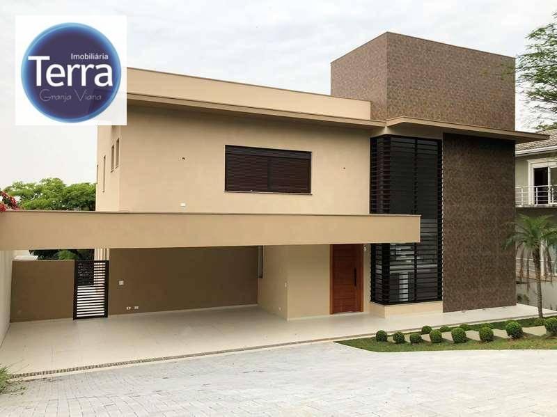 Casa residencial à venda, Palos Verdes, Granja Viana.