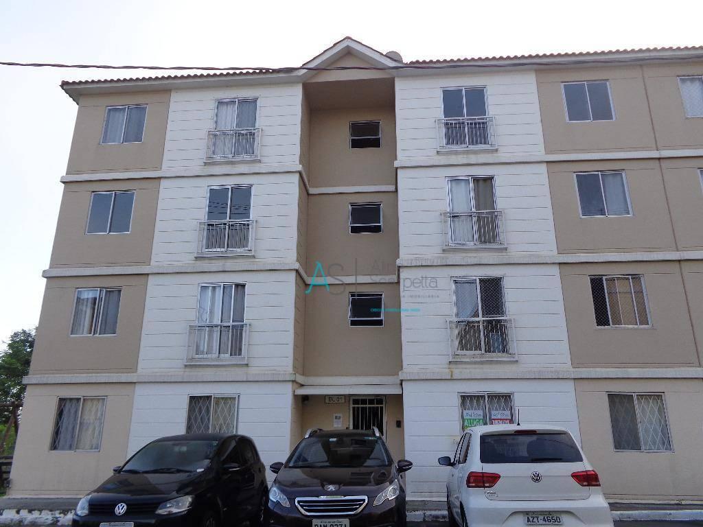 Apartamento à venda, Afonso Pena, São José dos Pinhais.