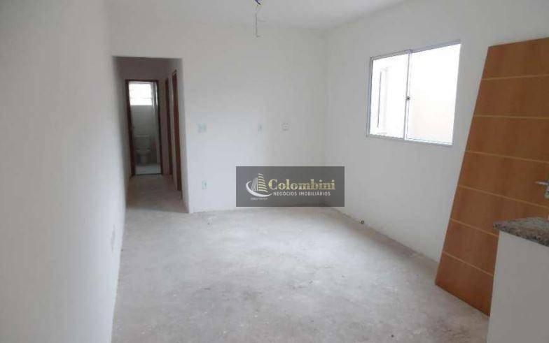 Última unidade! Apartamento à venda, Vila Eldízia, Santo André.